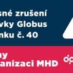 Změny v organizaci MHD od 1. února 2018