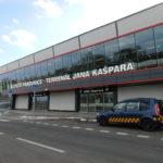 Nový terminál Letiště Pardubice odbavil první cestující