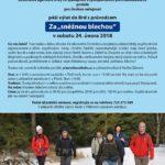 """Výlet do bývalého vojenského újezdu Brdy za """"sněžnými blechami"""""""