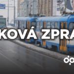 Dopravní podnik Ostrava úspěšně bojuje s mrazivým počasím