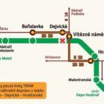 Omezení v provozu metra o prodlouženém velikonočním víkendu