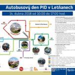 Autobusový den PID v Letňanech 14. 4. 2018