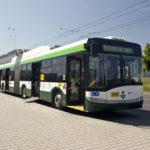 V ulicích Plzně budou jezdit nové trolejbusy