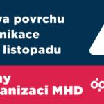 Změny v organizaci MHD od 5. března 2018