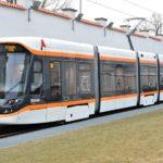 Společnost Škoda Transportation převezla dnes do Turecka unikátní bateriovou tramvaj