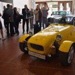 Na Autoshow Praha 2018 se představuje pět desítek značek a nový KAIPAN 57a