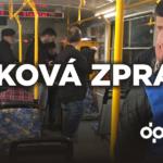 Asistenti přepravy kontrolovali cestující v nočních spojích v oblasti Stodolní ulice