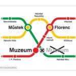 Muzeum A: krátkodobé uzavření stanice