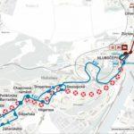 Hlubočepy – Sídliště Barrandov: krátkodobé přerušení provozu tramvají