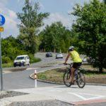 Mezi Běchovicemi a Horními Počernicemi je dokončen nový úsek cyklostezky