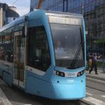 Tramvaj Stadler nOVA dnes vyjíždí do zkušebního provozu bez cestujících