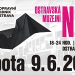 Ostravská muzejní noc v Dopravním podniku Ostrava