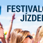 Letní novinka je týdenní Festivalová jízdenka