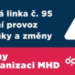 Změny v organizaci MHD od 1. července 2018