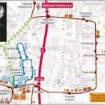 Strossmayerovo náměstí – Nádraží Holešovice: dočasné přerušení provozu tramvají