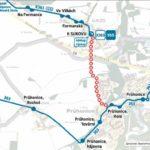 Dočasná změna trasy a zastávek pro linky číslo 213, 906 a 955