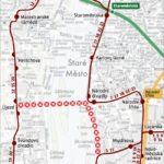 Změny v dopravě během konání Challenge Prague triatlonu 2018