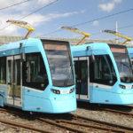 Od pondělí 13. srpna se mohou lidé v Ostravě svézt novou tramvají Stadler
