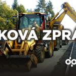 Oprava tramvajové trati na ul. 17. listopadu vrcholí