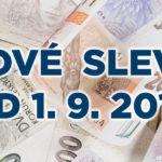 Nové slevy ve veřejné dopravě v ODIS od 1. 9. 2018