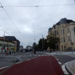 Zenklova ulice v Praze 8 je částečně průjezdná!