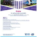 Pražský železniční den 15. 9. 2018