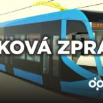 Tramvaje pro 200 osob nahradí spřažené soupravy
