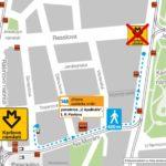 Karlovo náměstí: dočasné omezení vstupu a výstupu ze stanice metra
