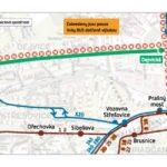 Dopravní opatření během konání vojenské přehlídky ke 100. výročí vzniku  samostatného československého státu