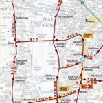 Myslíkova – Lazarská: dočasné přerušení provozu tramvají