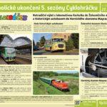 Symbolické ukončení 5. sezóny Cyklohráčku s Karkulkou 27. 10. 2018