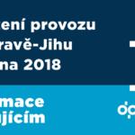Omezení provozu linek MHD v Ostravě-Jihu
