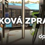 Dopravní podnik Ostrava má novou plničku CNG