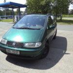 Automobil Seat Alhambra na prodej