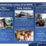 Mikulášské jízdy a oslavy 25 let ROPID 1. a 2. 12. 2018