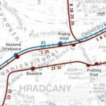 Vozovna Střešovice – Sídliště Petřiny: krátkodobé přerušení provozu tramvají