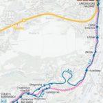 Smíchovské nádraží – Sídliště Barrandov: krátkodobé přerušení provozu tramvají
