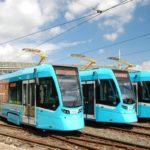 VOstravě jezdí už 20 nových tramvají STADLER nOVA