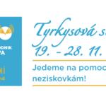 Tyrkysová sbírka – Dopravní podnik Ostrava jede na pomoc místním neziskovkám