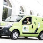 Tým osobní asistenční služby DoDo se po dvou letech rozrostl na 300 kurýrů a 140 aut