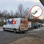 O český zámek chránící zavazadlový prostor aut mají zájem v západoevropských zemích