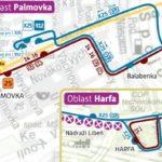Balabenka – Harfa: dočasné přerušení provozu tramvají