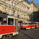Nostalgická tramvaj 23 jezdí Prahou už dva roky. Svezly se sní už téměř dva miliony cestujících