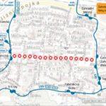 Dočasná změna trasy a zastávek pro linky číslo 195, 901 a 906 a dočasné přemístění zastávky Centrum Zahradní Město