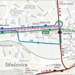 Vítězné náměstí – Divoká Šárka: krátkodobé přerušení provozu tramvají