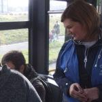 Asistenti přepravy kontrolovali cestující v nočních spojích