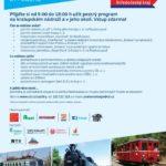 Středočeský železniční den v Kralupech nad Vltavou 27. 4. 2019