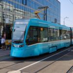 Tramvaje Stadler nOVA ujely v Ostravě již milión kilometrů