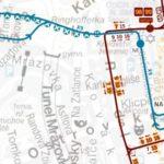 Anděl – Bertramka: dočasné přerušení provozu tramvají