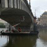 Pražský most Legií čeká rozsáhlá rekonstrukce